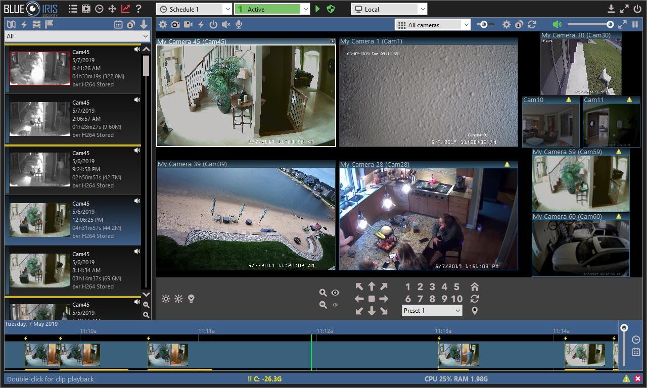Home - Blue Iris Software